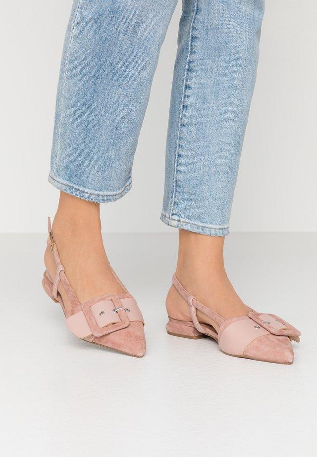 BORA BORA - Sandals - malva