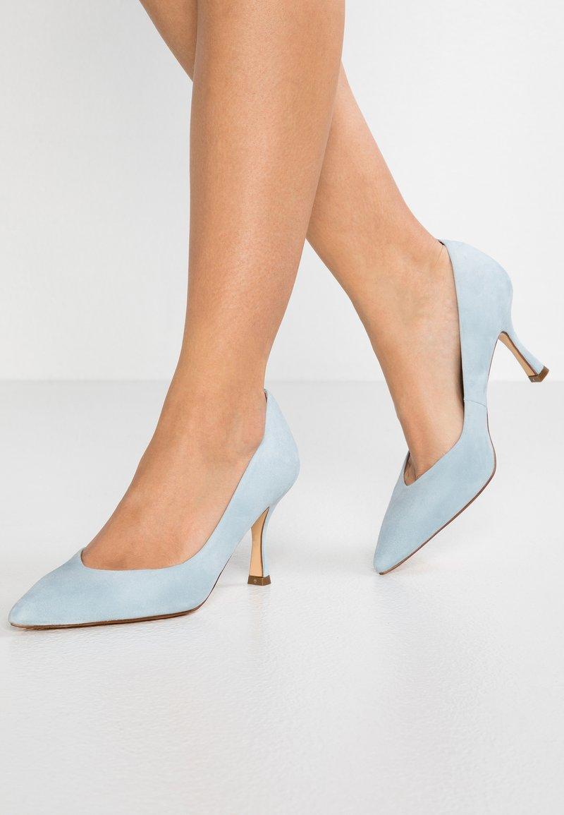Tosca Blu - NATALIA - Classic heels - azur
