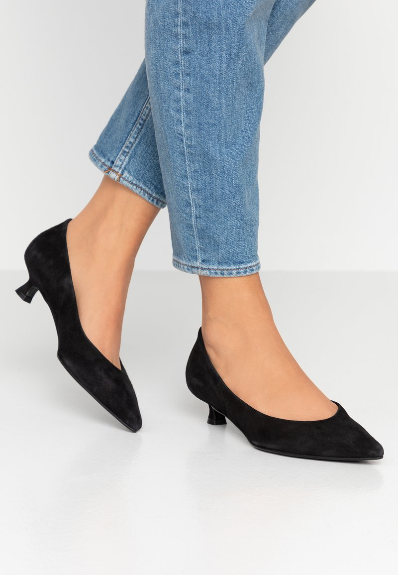 Tosca Blu - ROXY - Classic heels - nero