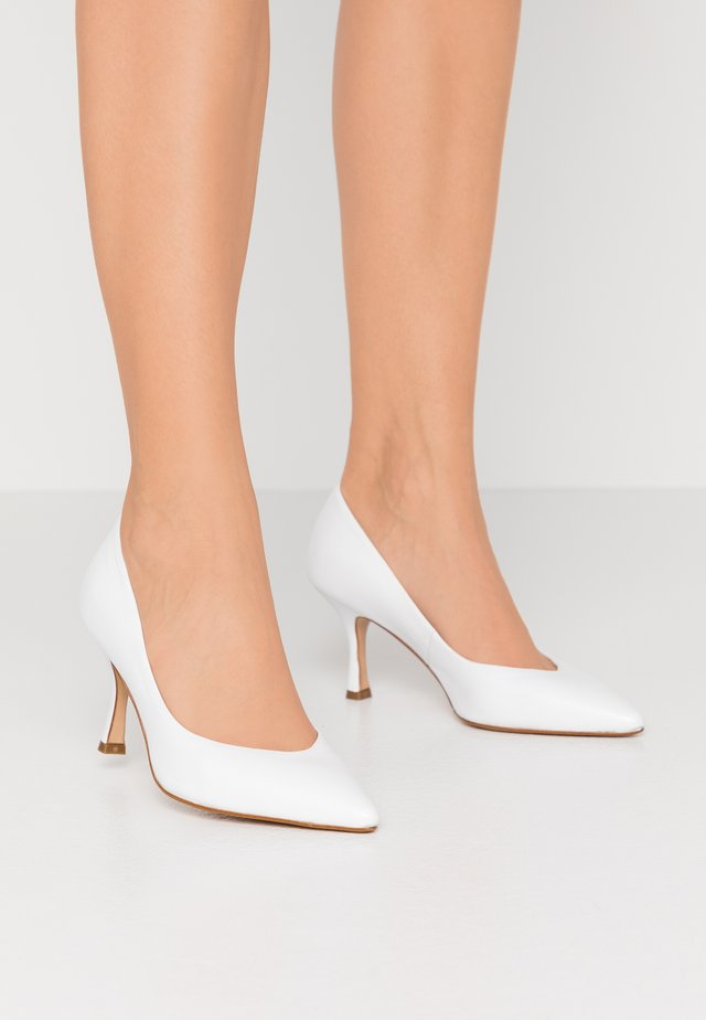 COOK - Klassiske pumps - bianco