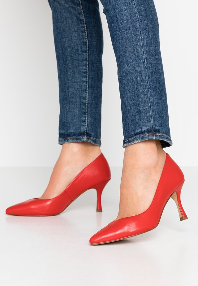 COOK - Pumps - rosso