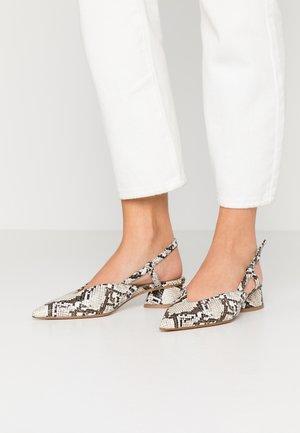 CAPRI - Classic heels - bianco