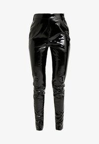Topshop Tall - PIPER - Trousers - black - 3