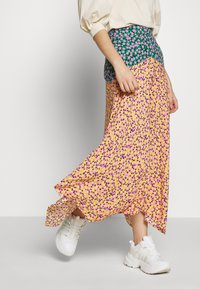 Topshop Tall - THRIFT MIXED FLORAL - Jupe longue - multi - 0