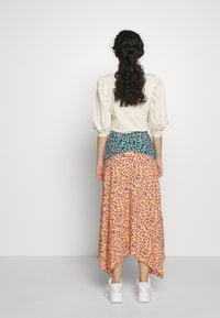 Topshop Tall - THRIFT MIXED FLORAL - Jupe longue - multi - 2