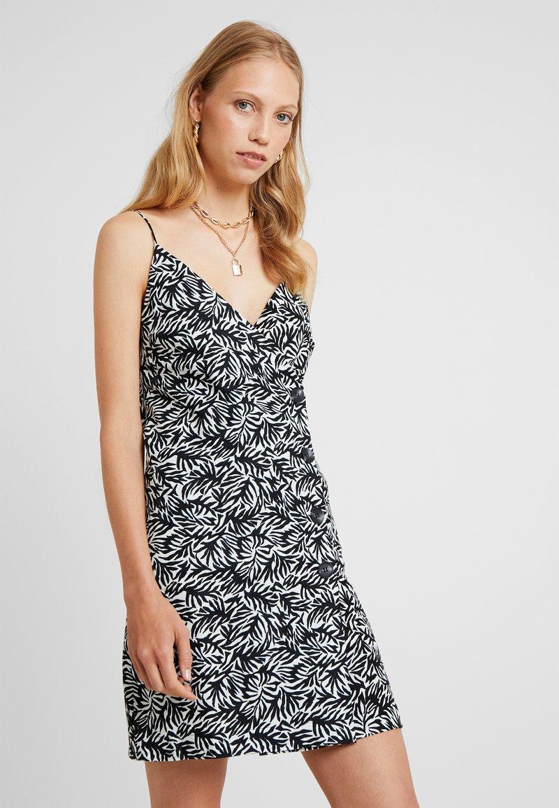 Topshop Tall - Day dress − print