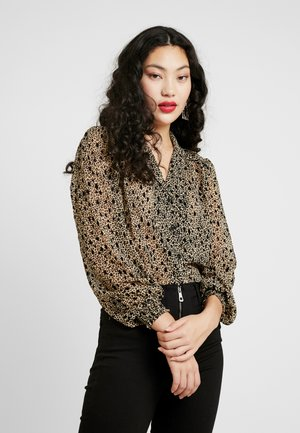 FLOCK ANIMAL - Camicia - brown