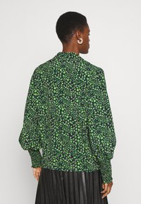 Topshop Tall - Button-down blouse - green - 2