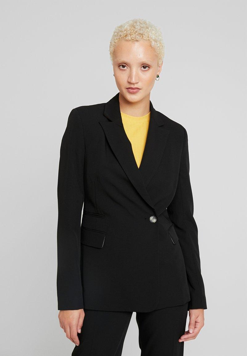 Topshop Tall - Blazer - black