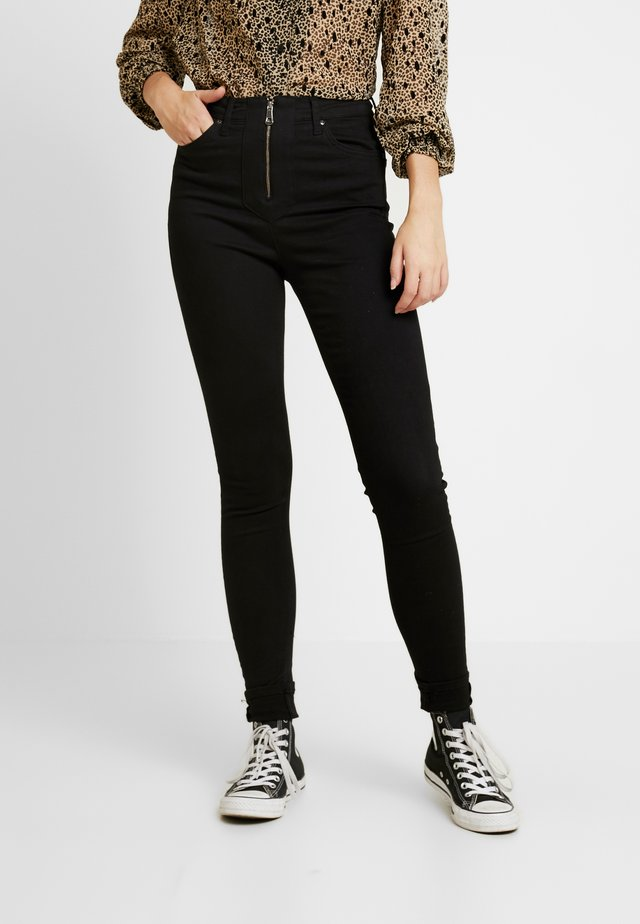 UP FLY JAMIE - Jeans Skinny Fit - black