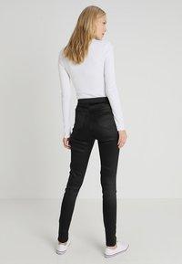 Topshop Tall - JONI - Trousers - black - 2