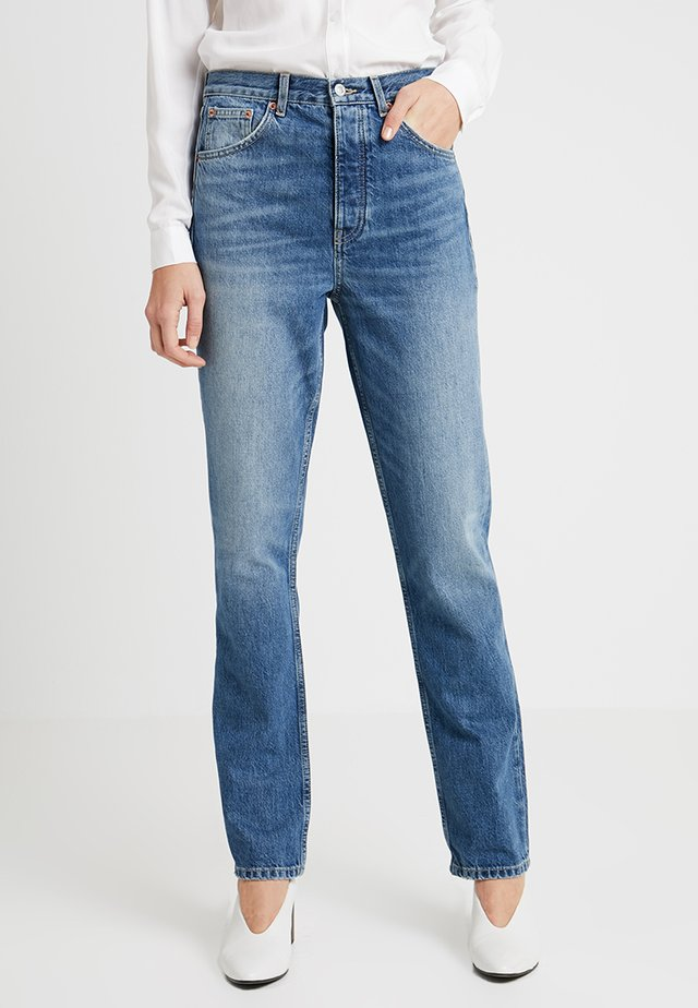 EDITOR - Jeans a sigaretta - blue