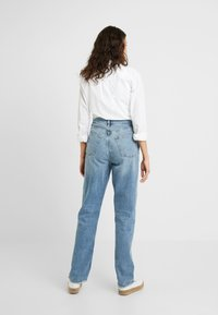 Topshop Tall - DAD   - Relaxed fit jeans - blue - 2