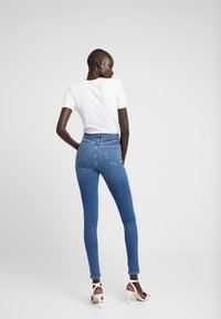 Topshop Tall - JAMIE - Jeans Skinny Fit - blue denim - 2