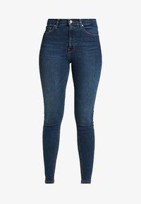 Topshop Tall - JAMIE - Skinny džíny - indigo - 3