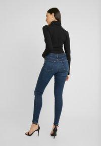 Topshop Tall - JAMIE - Skinny džíny - indigo - 2