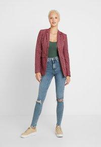 Topshop Tall - JAMIE AUSTIN - Jeans Skinny Fit - grrencast - 1