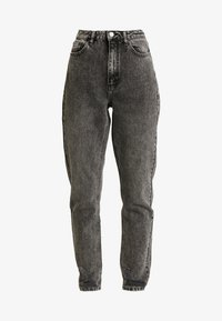 Topshop Tall - MOM - Jeans relaxed fit - grey - 3