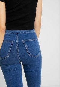 Topshop Tall - JONI - Jeans Skinny Fit - blue denim - 5