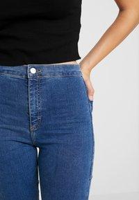 Topshop Tall - JONI - Jeans Skinny Fit - blue denim - 3