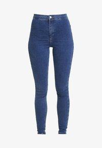 Topshop Tall - JONI - Jeans Skinny Fit - blue denim - 4