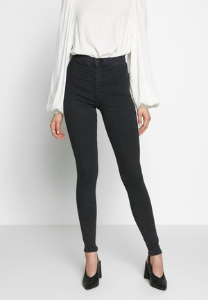 JONI - Jeans Skinny - black denim