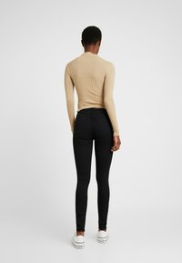 Topshop Tall - JONI - Jeans Skinny Fit - black - 2