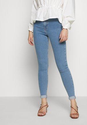 JONI CLEAN - Jeans Skinny Fit - blue