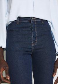 Topshop Tall - JONI CLEAN - Jeans Skinny Fit - indigo - 4