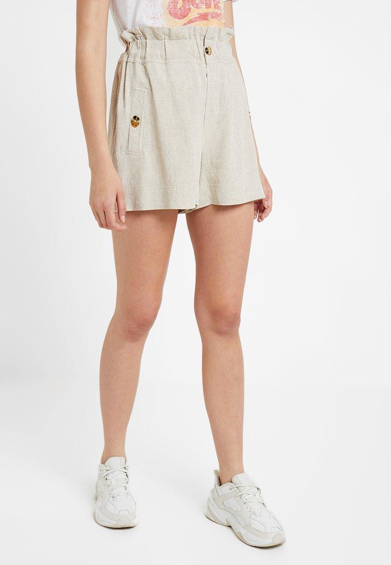 Topshop Tall - Short - beige