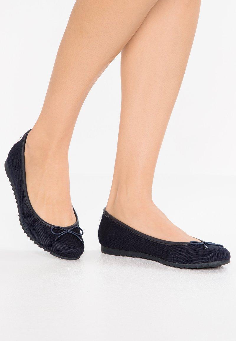 Tommy Jeans - Ballet pumps - blue