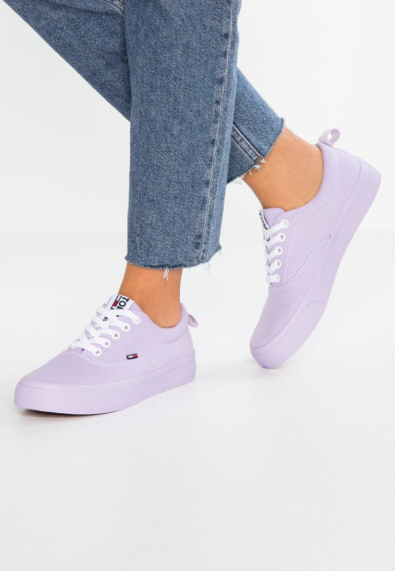 Tommy Jeans - CLASSIC  - Trainers - purple
