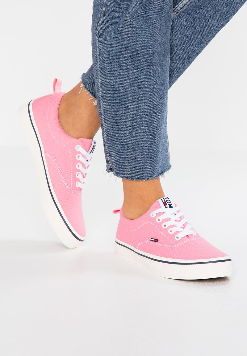 Tommy Jeans - CLASSIC  - Trainers - pink