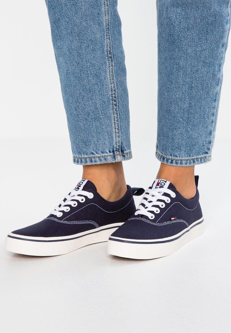 Tommy Jeans - CLASSIC  - Sneaker low - dark blue