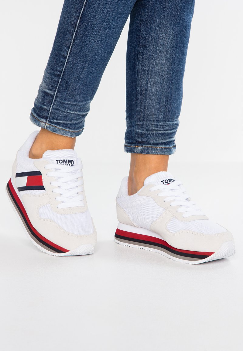 Tommy Jeans - RETRO  - Trainers - blue