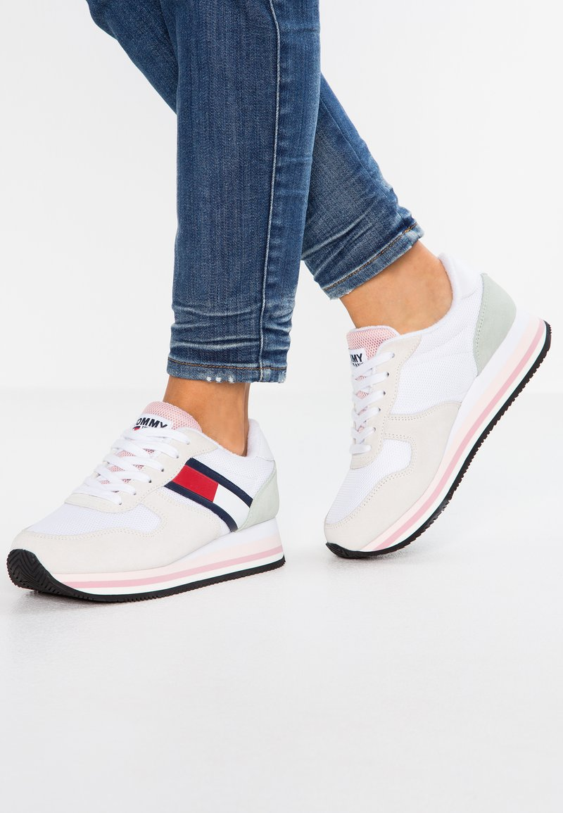 Tommy Jeans - RETRO  - Trainers - multicolor