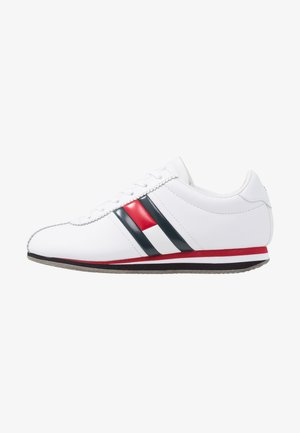 RETRO FLAG - Sneakers laag - white
