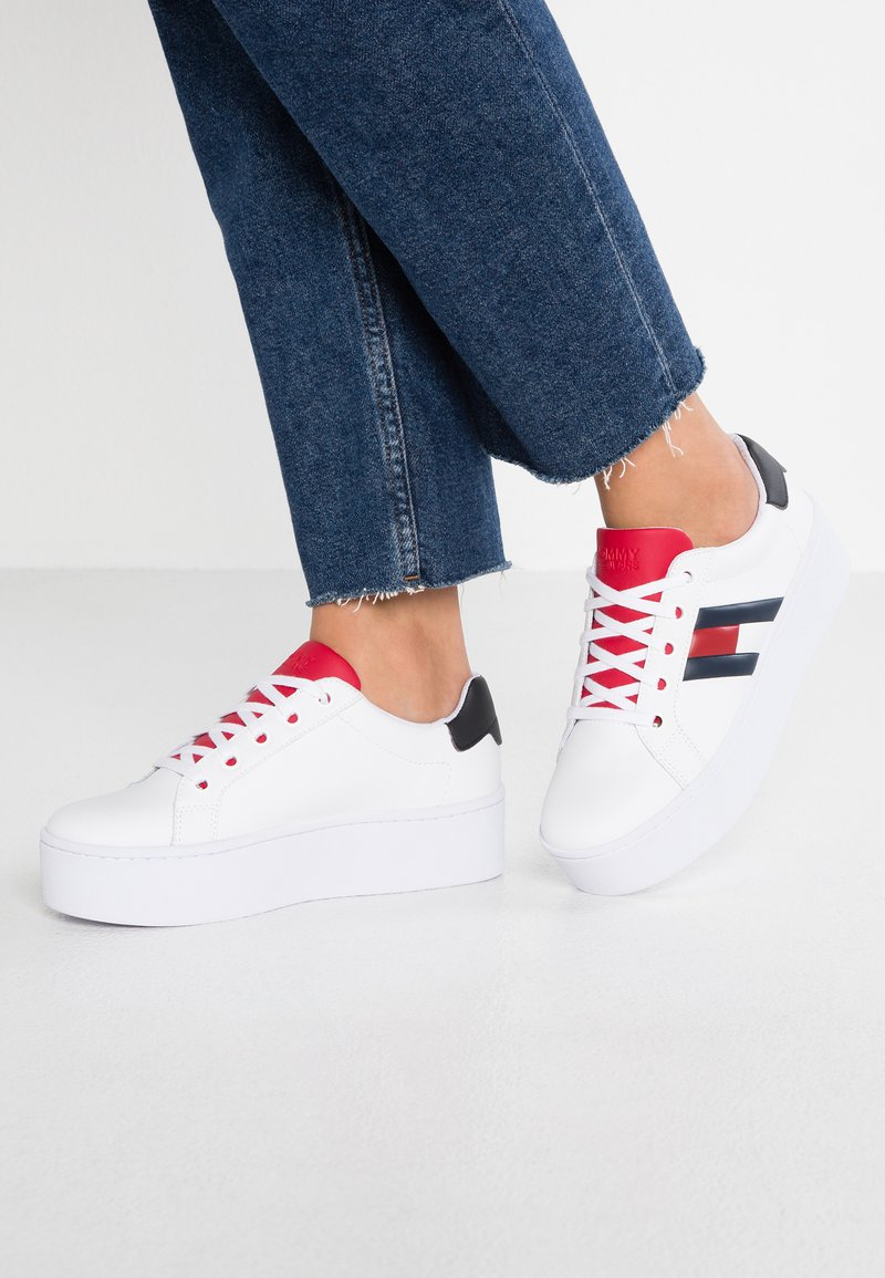 Tommy Jeans - ICON  - Sneaker low - red