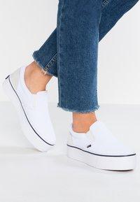 Tommy Jeans - CITY  - Nazouvací boty - white - 0