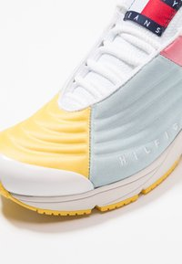 Tommy Jeans - COLOR BLOCK - Trainers - pink - 2