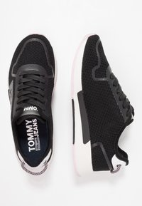 Tommy Jeans - TECHNICAL FLEXI  - Trainers - black - 3