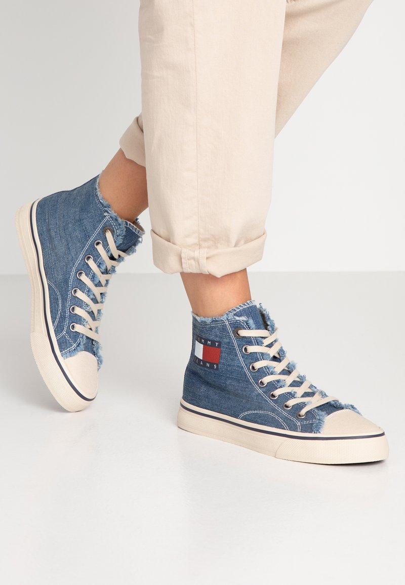 Tommy Jeans - Sneaker high - denim