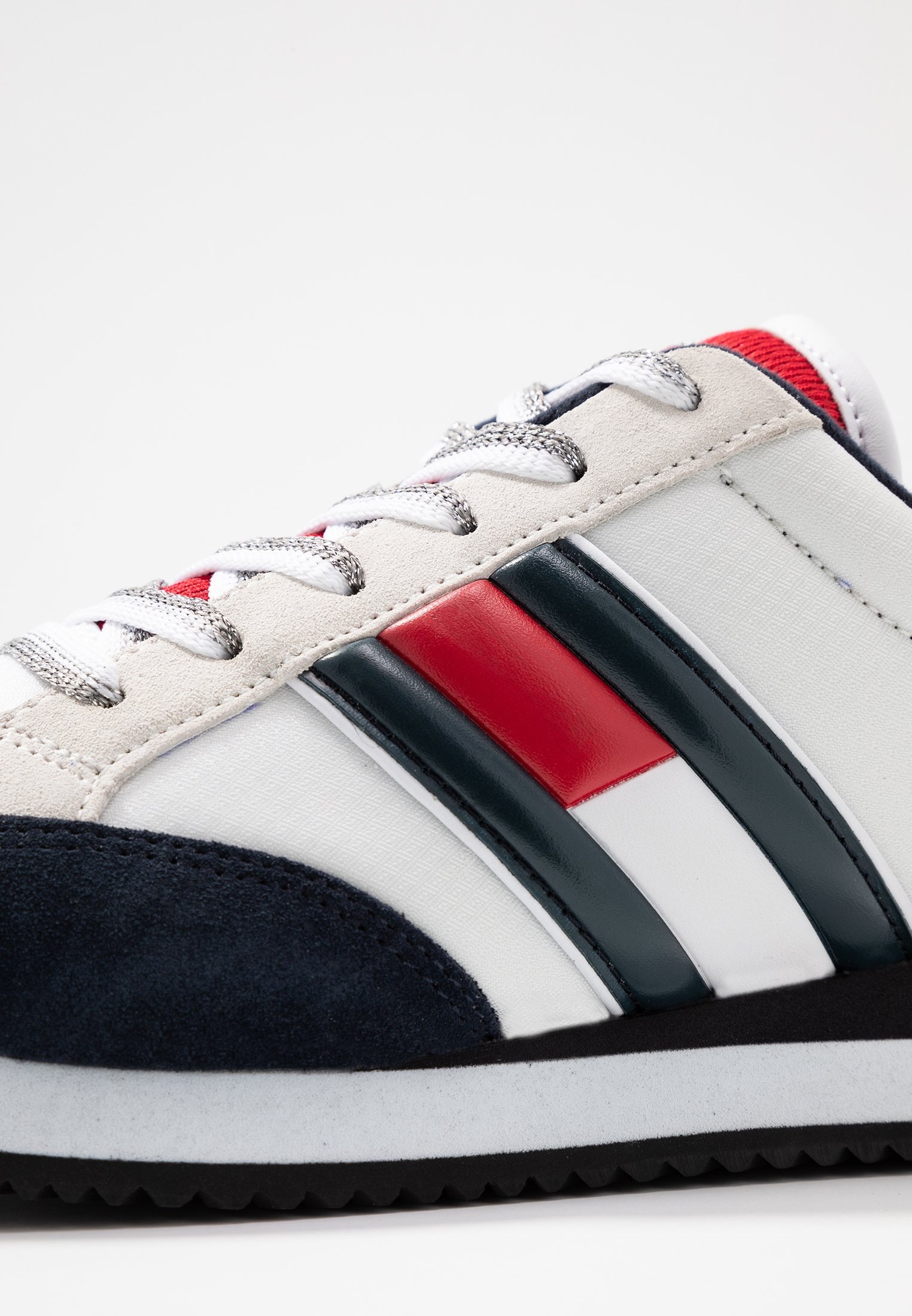 RetroBaskets Jeans Basses Red Casual Wmns Tommy zSLMGqUjVp