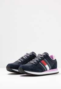 Tommy Jeans - WMNS CASUAL RETRO  - Sneaker low - blue