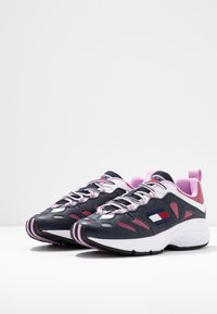 Tommy Jeans - WMNS NEVIS 1C3 - Sneakers laag - blue - 4