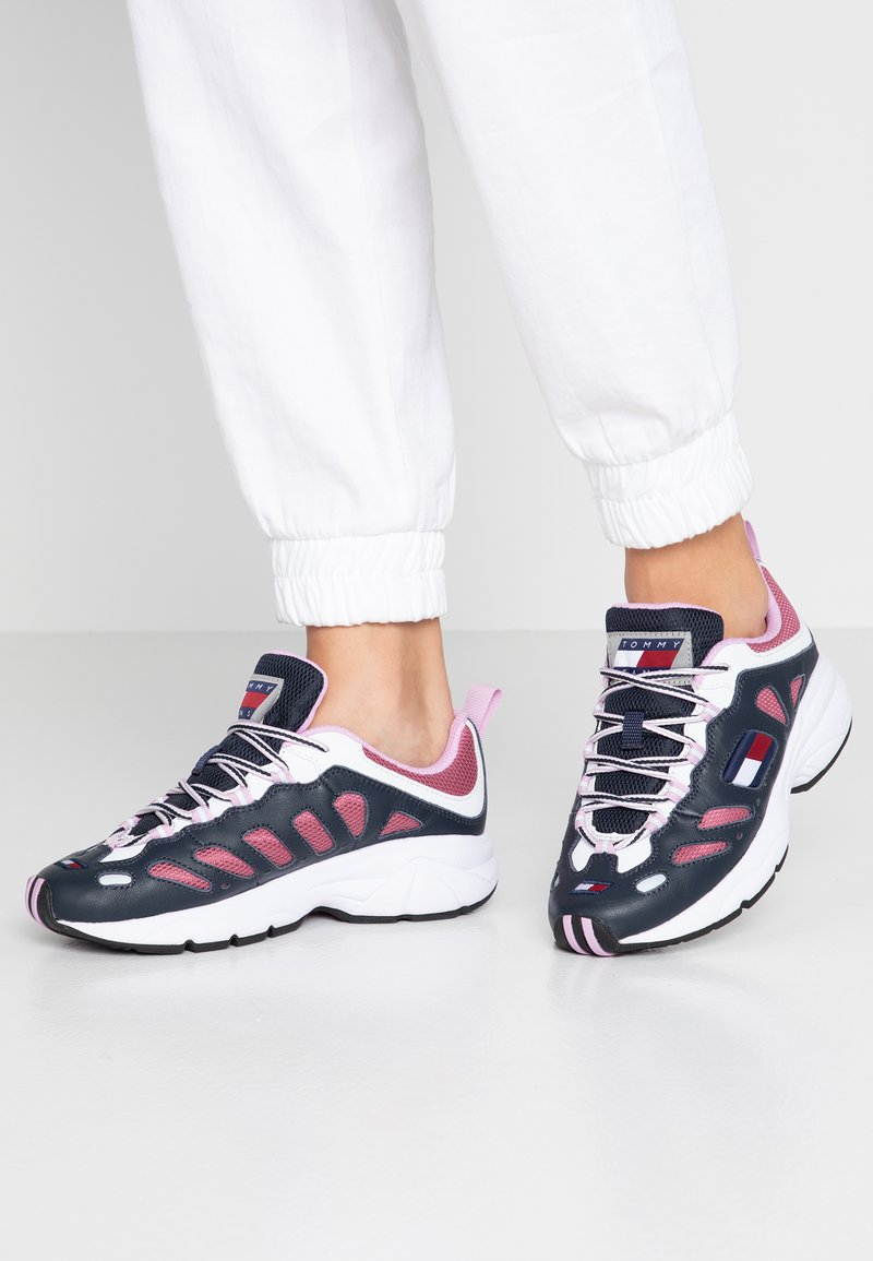 Tommy Jeans - WMNS NEVIS 1C3 - Sneakers laag - blue