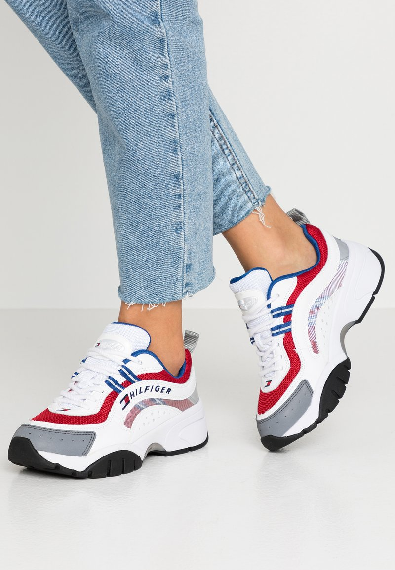 Tommy Jeans - WMNS KENDRICK 7.0 - Trainers - white