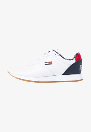 WMNS CASUAL TOMMY JEANS SNEAKER - Sneakers - red/white/blue
