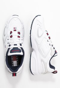 Tommy Jeans - PHIL  - Sneakersy niskie - white - 3