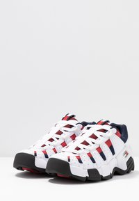 Tommy Jeans - JAWZ  - Trainers - red/white/blue - 4